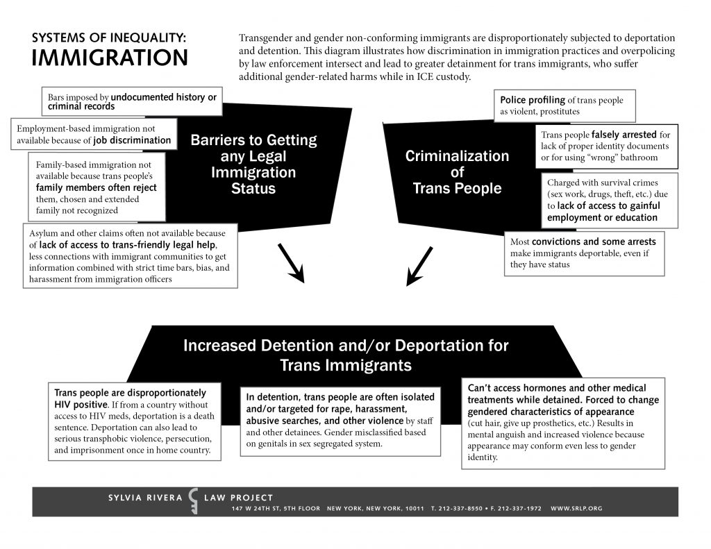 disproportionate deportation