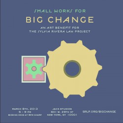 Small Works for Big Change