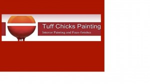 tuff chicks painting