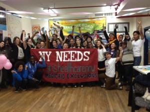 trans healthcare celebration fists jan 30 2015
