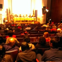 The Board of Corrections Hearing on October 16, 2015