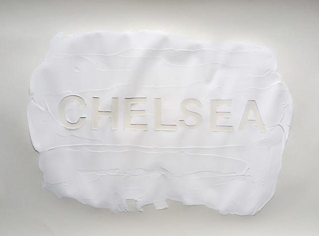Andrea Geyer - Chelsea