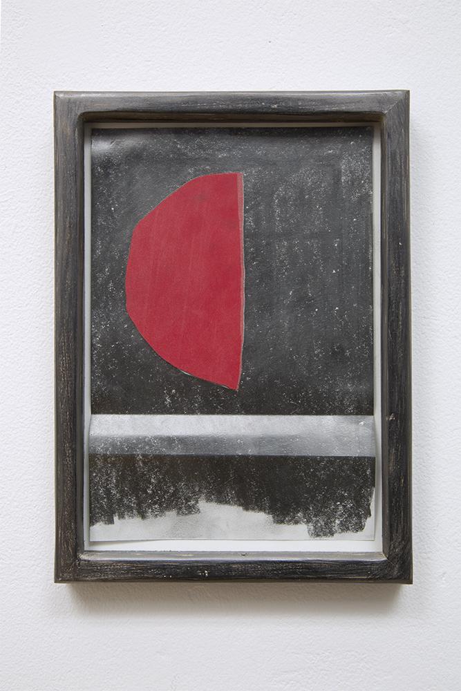 Chris Domenick - Framed O