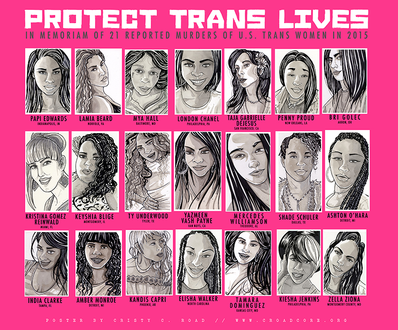 Cristy C Road - Protect Trans Lives