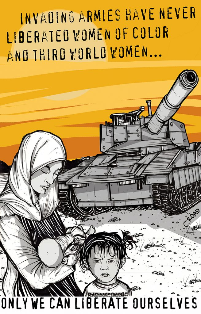 Cristy C Road - Women of Color Against Militarism