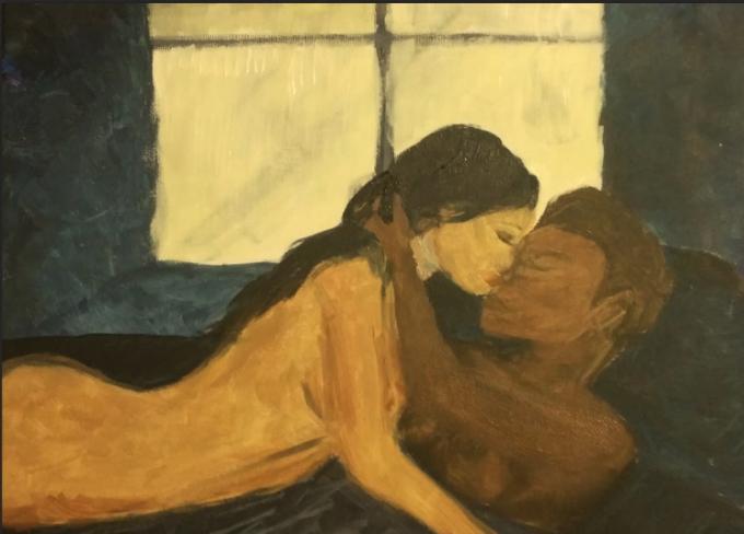Danielle Swalya - The Window