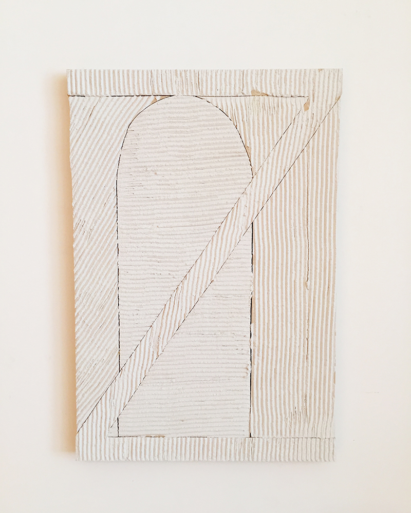 Elizabeth Atterbury - Untitled (Mortar number 2)
