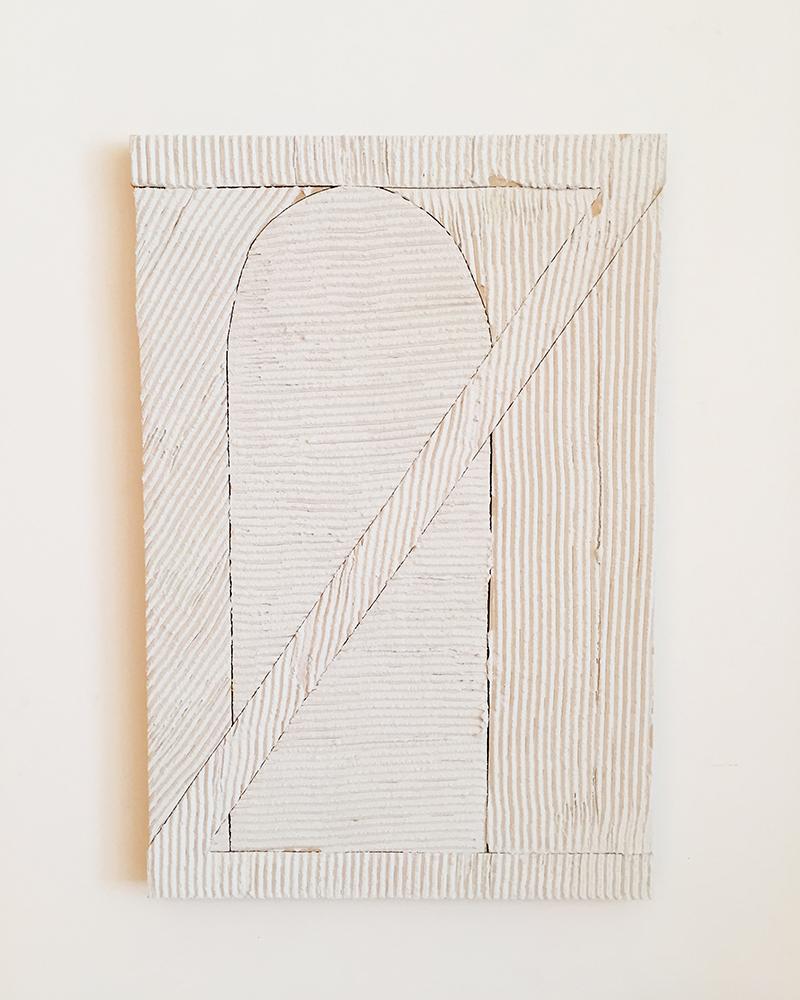 Elizabeth Atterbury - Untitled (Mortar number 2)