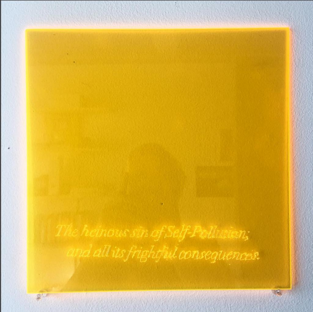 Patrick Staff - Self Pollution