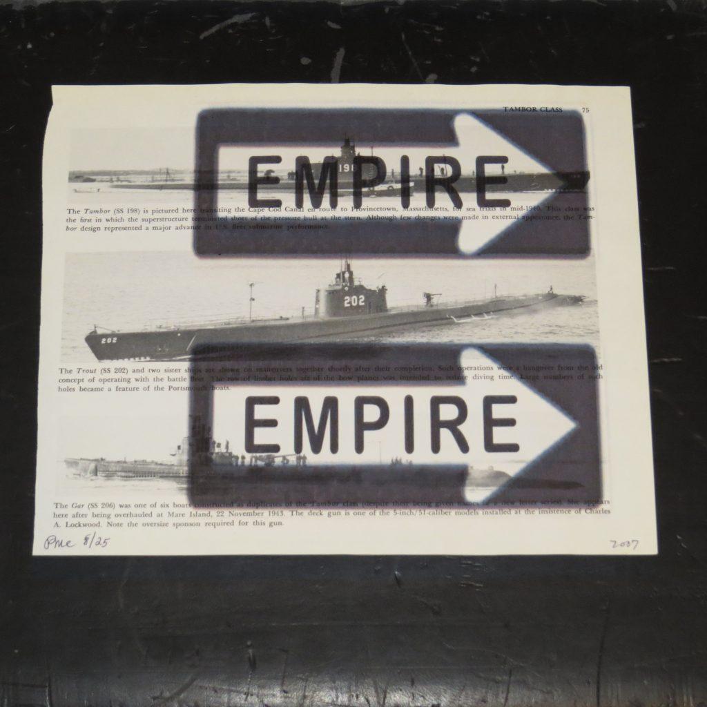 Peter Cramer - One Way Empire
